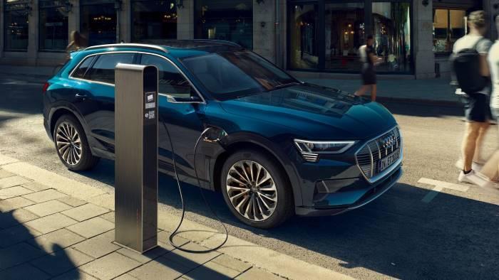 Audi e-tron charge 2