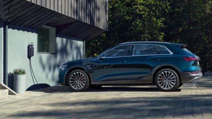 Audi e-tron charge 1
