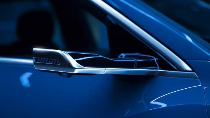 Audi e-tron rétroviseur extérieur virtuel