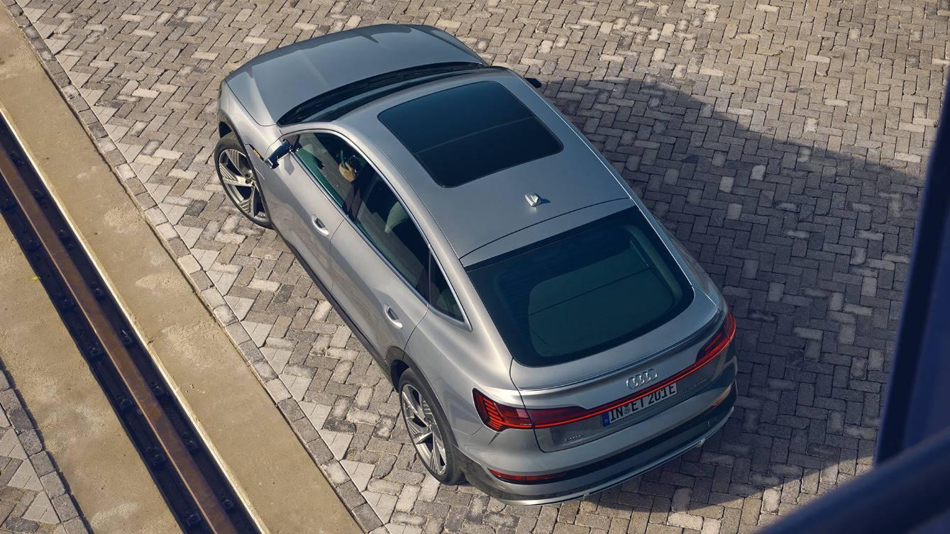 Nouvelle Audi etron Sportback e-tron electriq