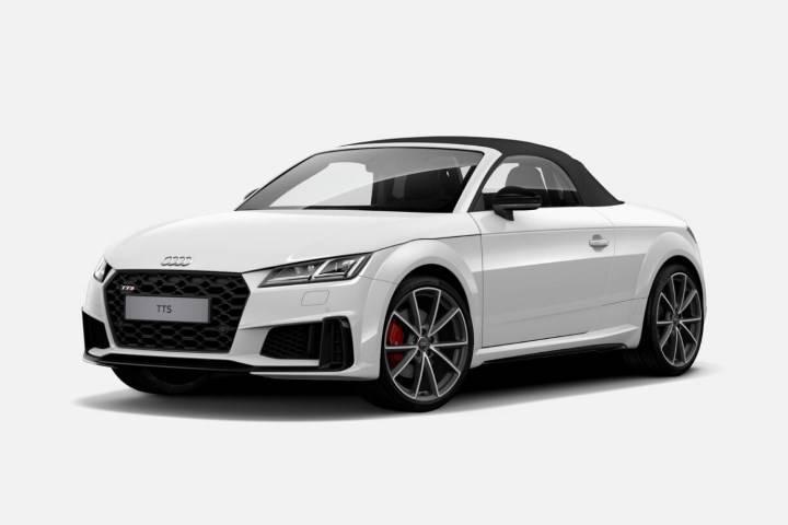 Audi neuves en stock chez Bauer Paris  - Audi TTS