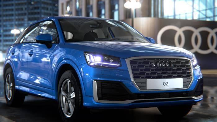 Audi Q2 Sport Limited 2019 2020