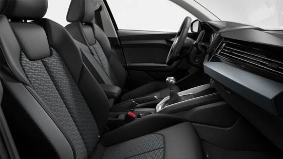Audi A1 Advanced 2019 intérieur