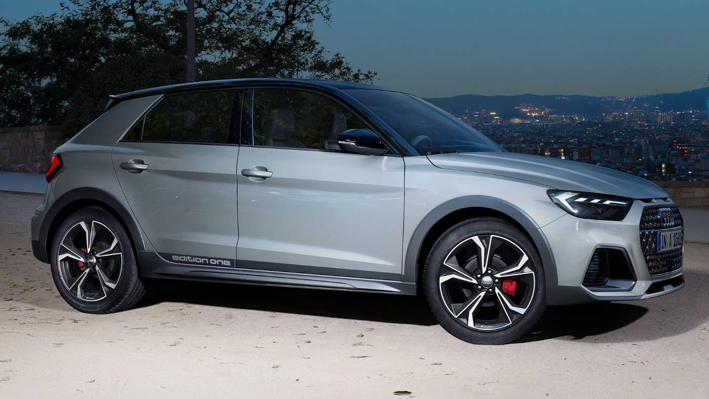 Audi A1 citycarver information lancement 2019 2020