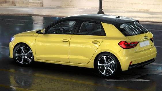 Audi A1 Advanced 2019