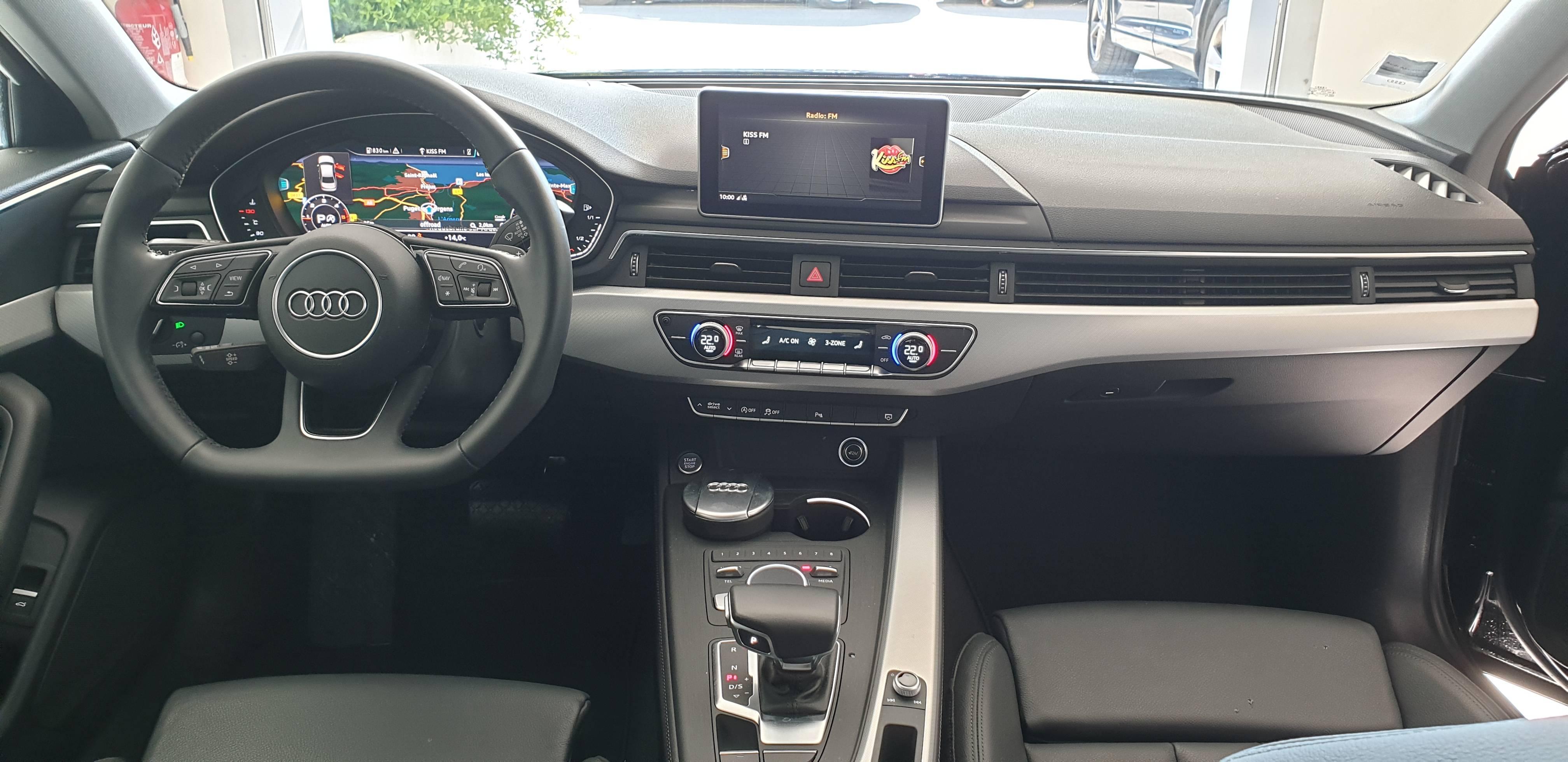 AUDI A4 2.0 TDI 190  S tronic 7