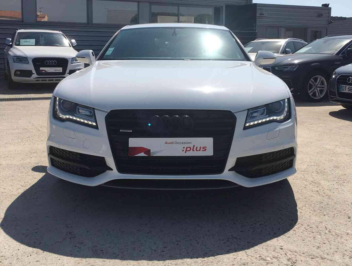 A7 Sportback V6 3.0 BiTDI 313