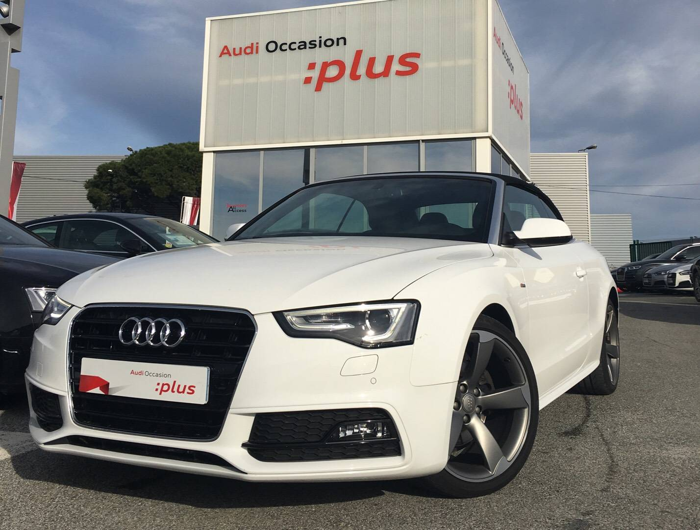 A5 Cabriolet 2.0 TDI 190 Clean Diesel Multitronic 8 A
