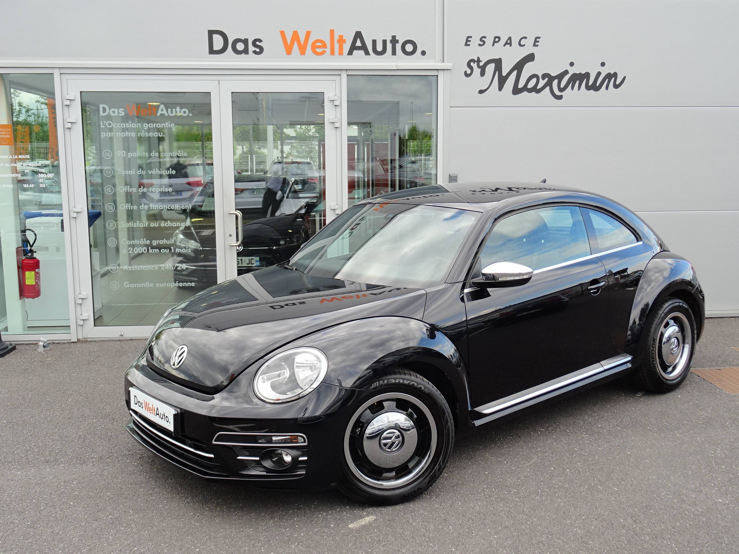 Véhicule occasion - VOLKSWAGEN - COCCINELLE