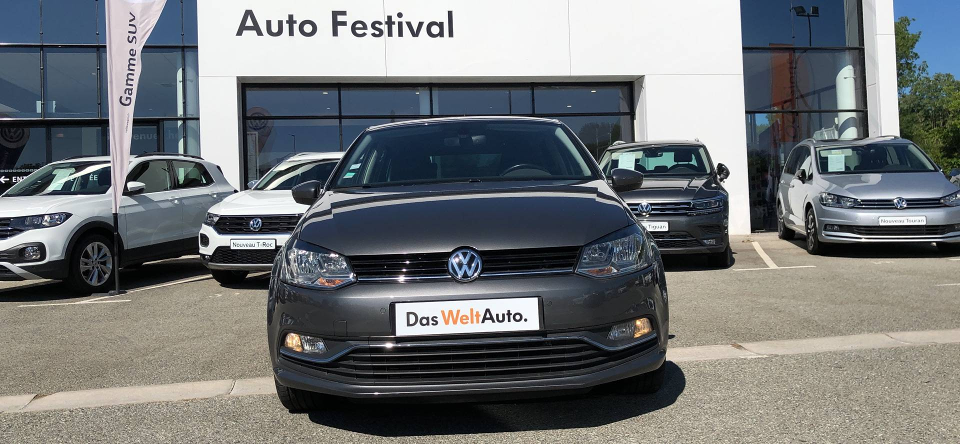 Polo 1.2 TSI 90 BlueMotion Technology