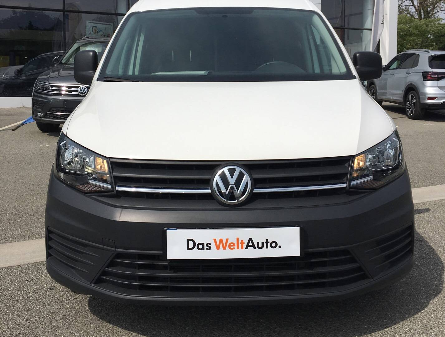 CADDY VAN 2.0 TDI 102