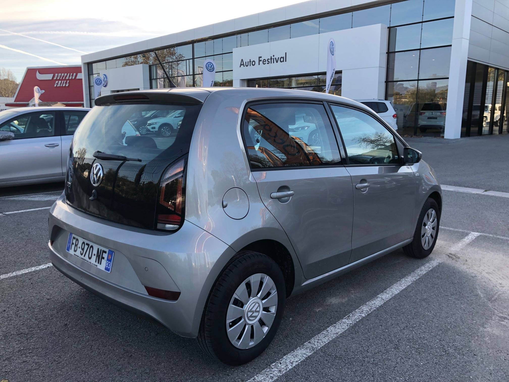 VOLKSWAGEN Up 1.0 75 BlueMotion Technology BVM5