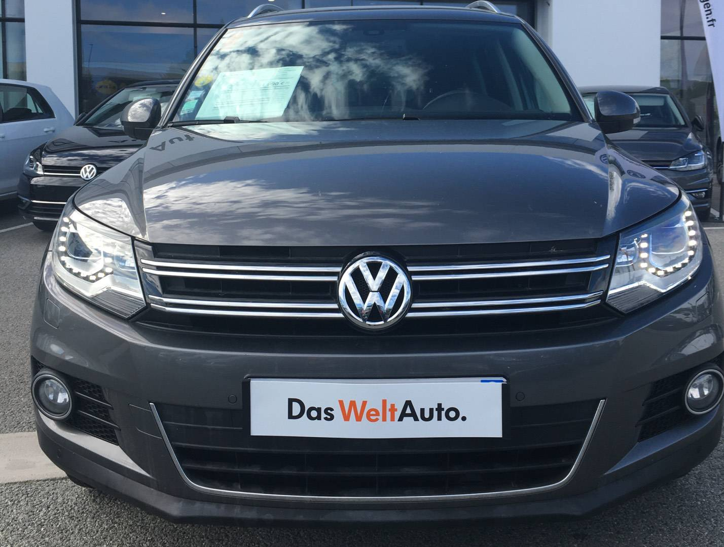 Tiguan 2.0 TDI 150 FAP BlueMotion Technology