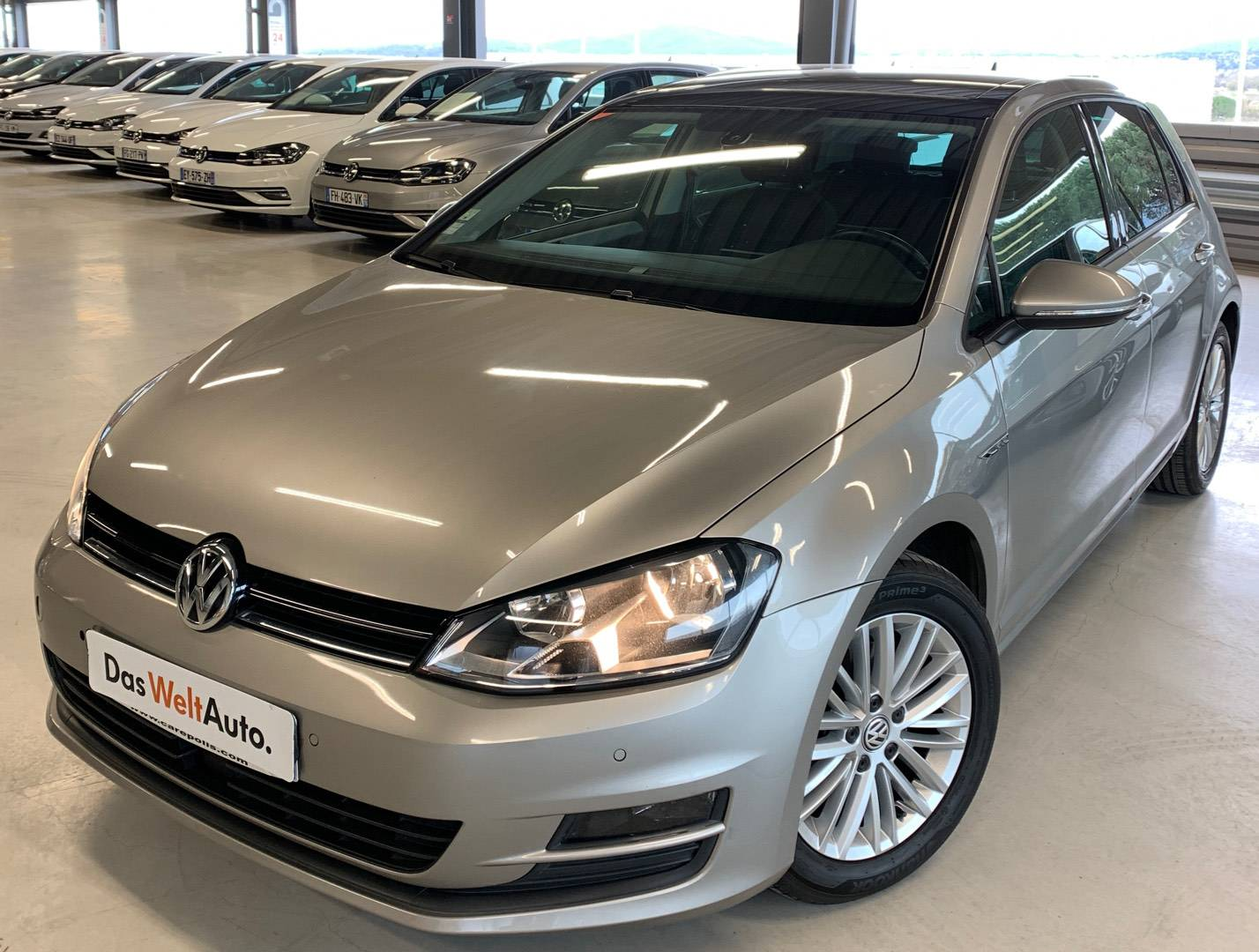 Golf 1.4 TSI 140 ACT BlueMotion Technology