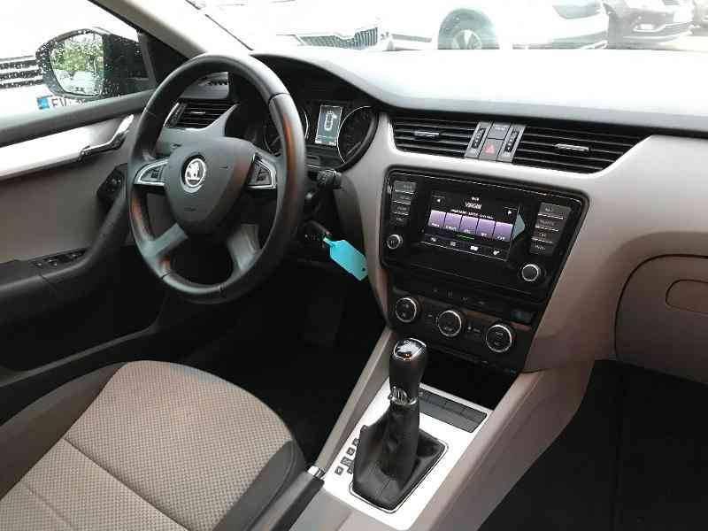 Octavia 1.6 TDI 105 ch CR FAP Green Tec