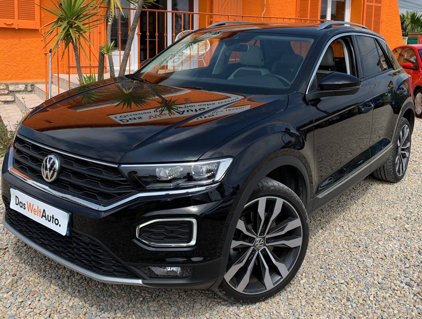 T-Roc 2.0 TDI 150 Start/Stop DSG7 4Motion