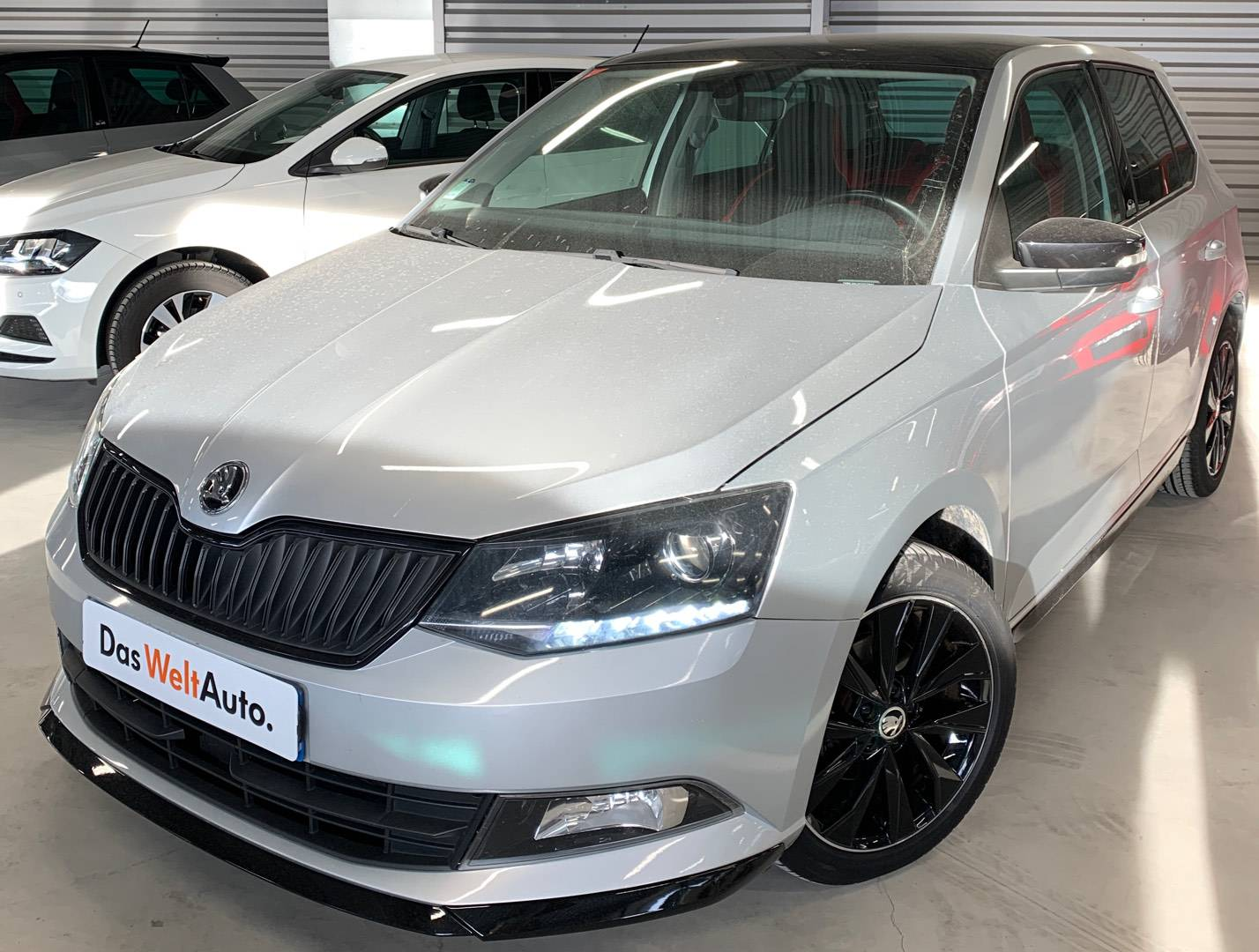 Fabia 1.4 TDI 90 CR FAP Greentec