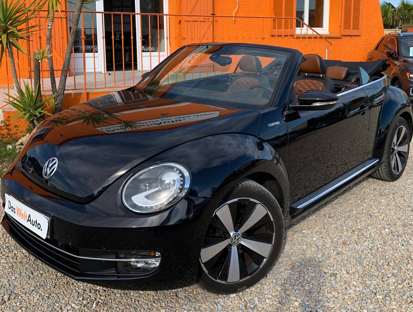 Coccinelle Cabriolet 2.0 TDI 150 BMT