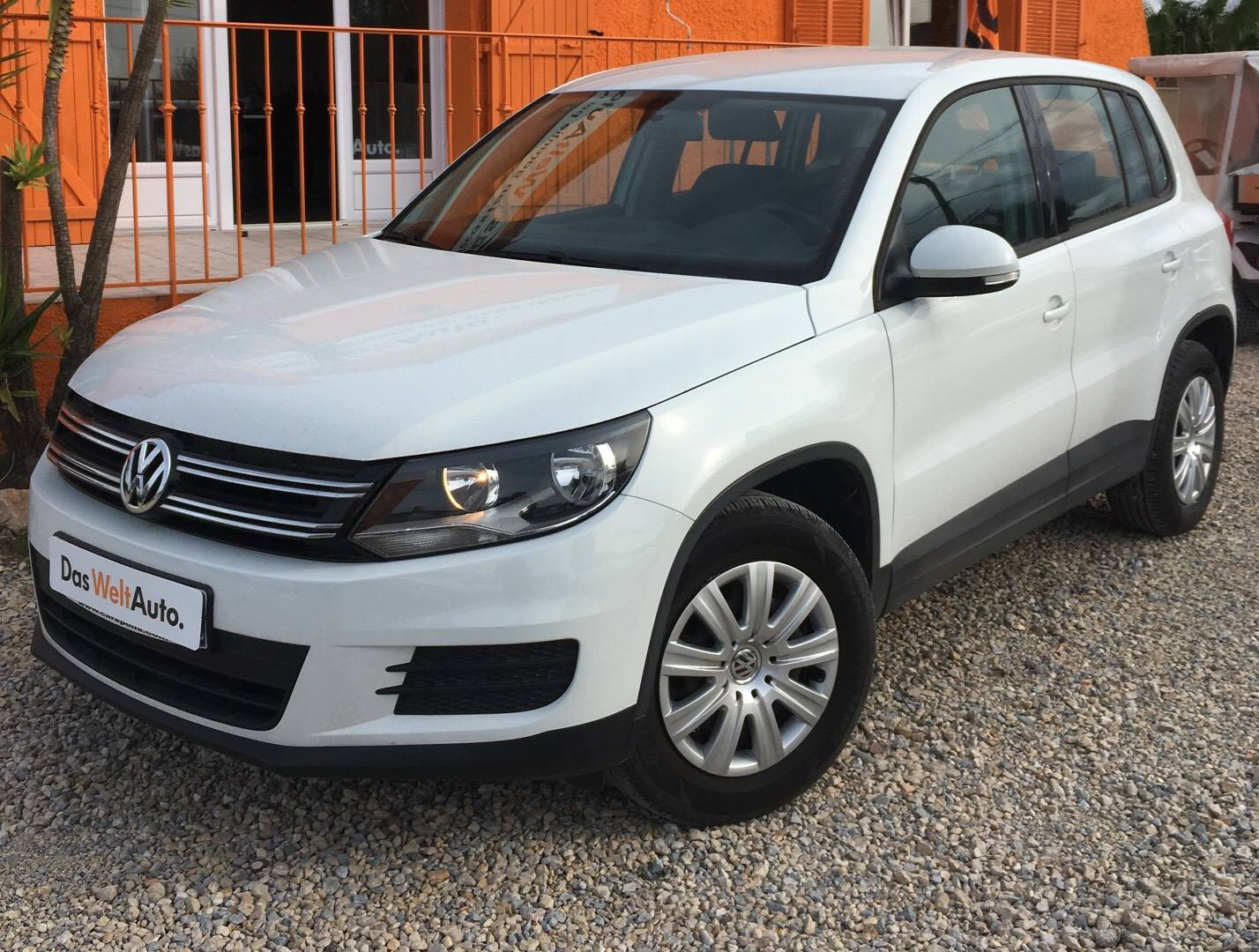 Tiguan 2.0 TDI 110 FAP BlueMotion Technology