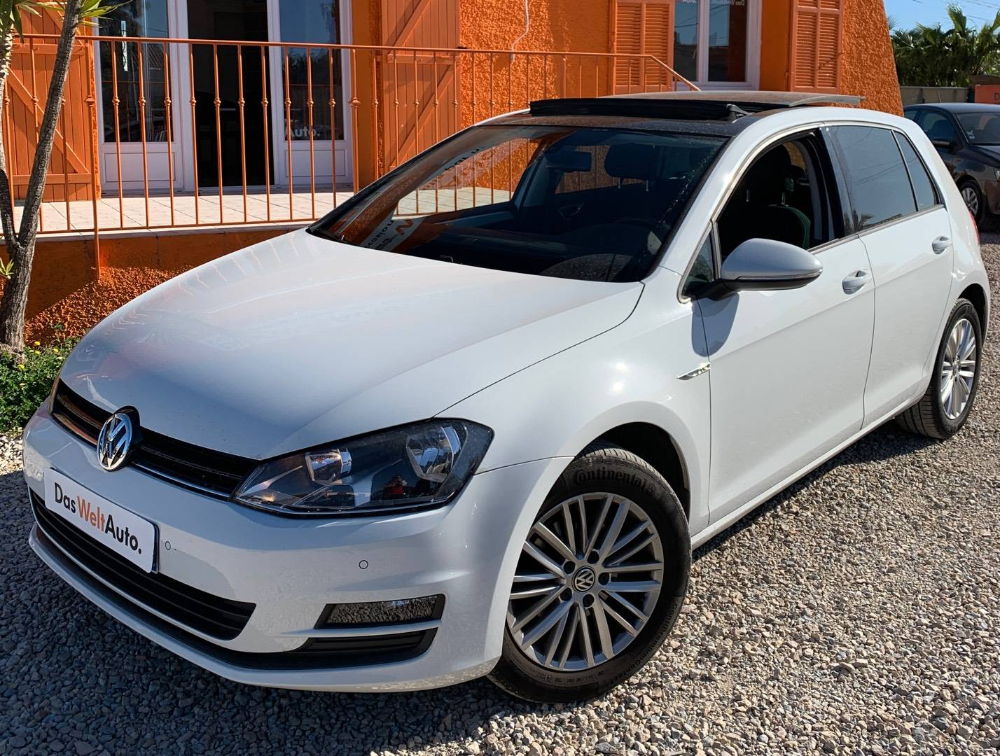 Golf 1.2 TSI 105 BlueMotion Technology