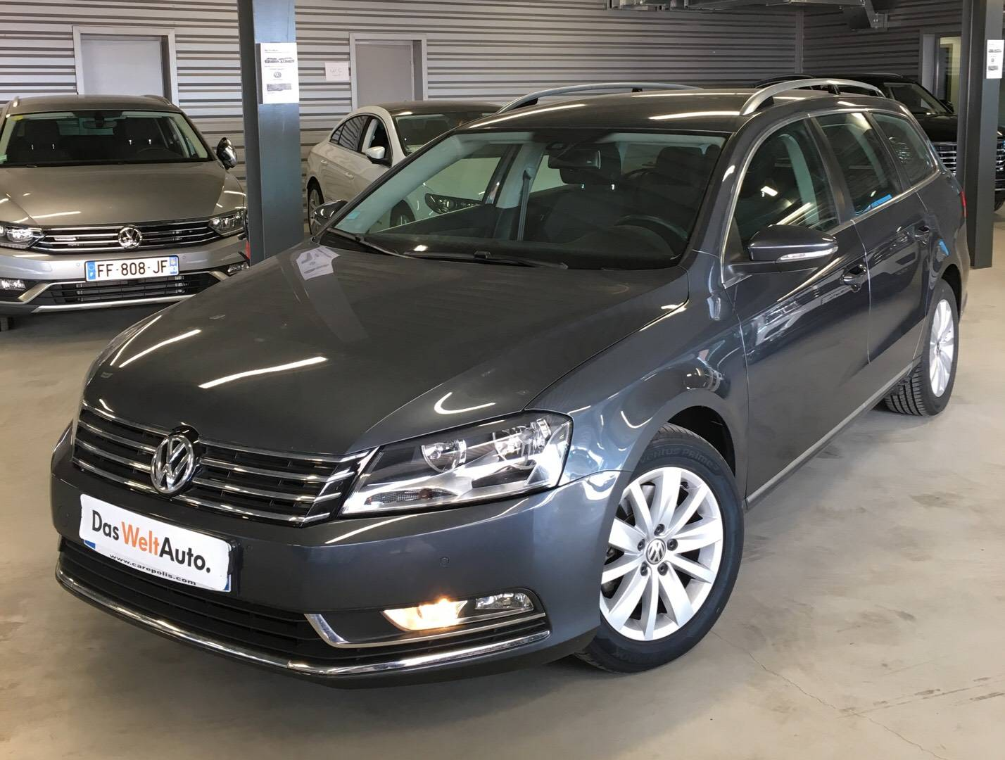 Passat SW 1.6 TDI 105 CR FAP BlueMotion Technology