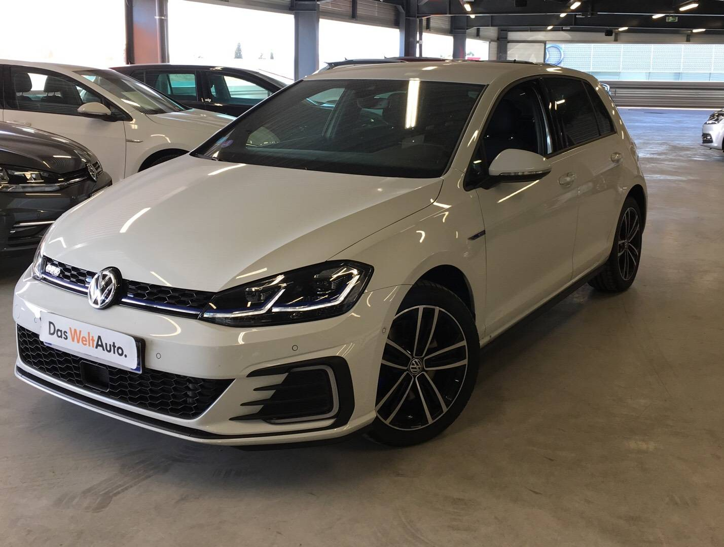 Golf 1.4 TSI 204 Hybride Rechargeable DSG6