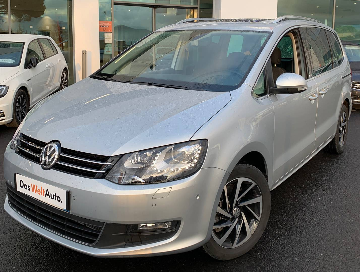 Sharan 2.0 TDI 150 BlueMotion Technology DSG6