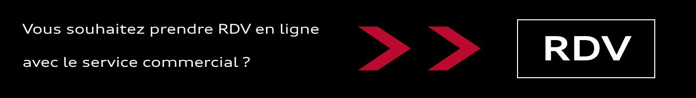 Essai RDV en ligne Audi neuve occasion démo