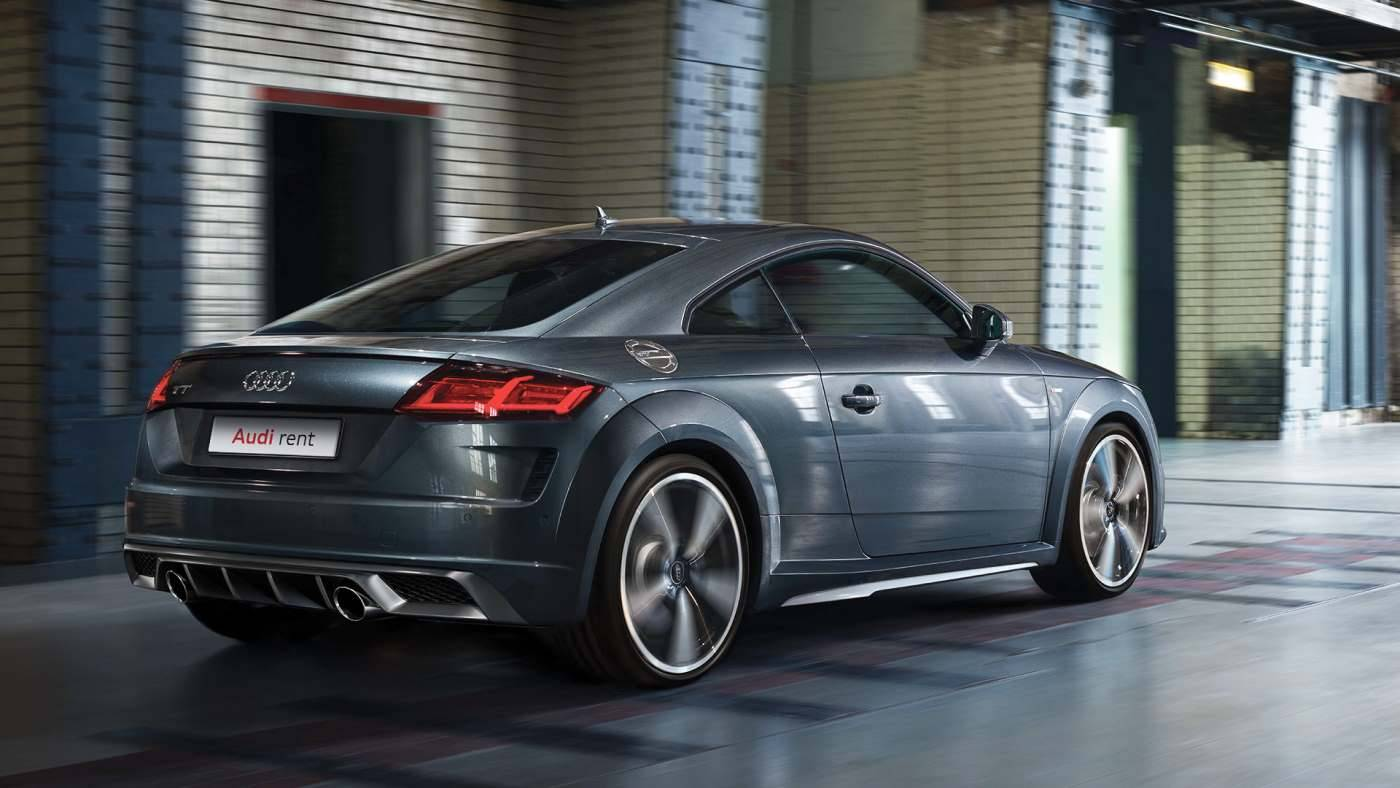 Location essai Audi rent TT A1 A3 Q2 Q3 Q5 e-tron