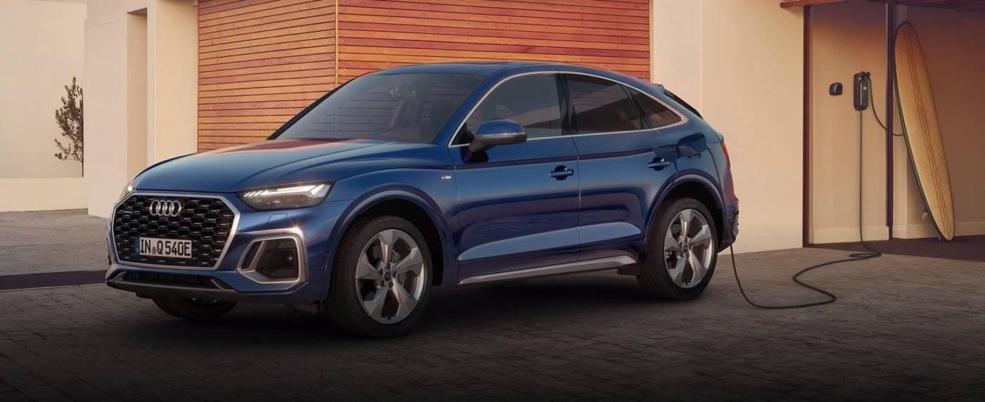 Nouvelle Audi Q5 Sportback hybride TFSI e 2021