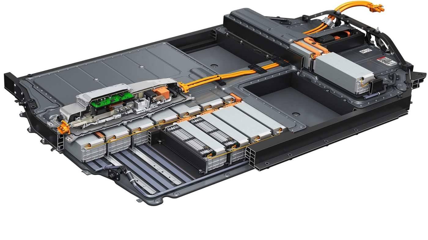 Batterie Audi e-tron GT Sportive 100% électrique
