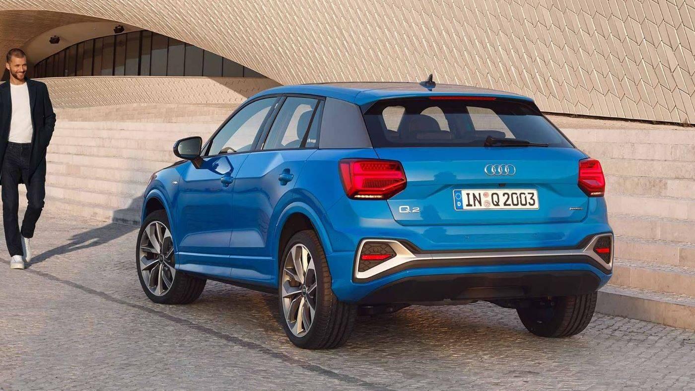 Nouvelle Audi Q2 avant prix tarif image