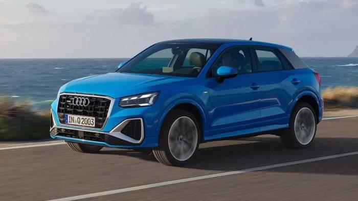Audi q2 technologie