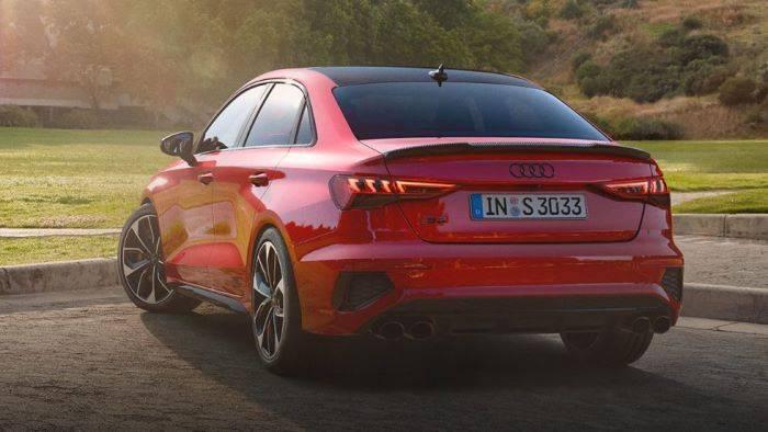 Audi S3 Berline actualité produit