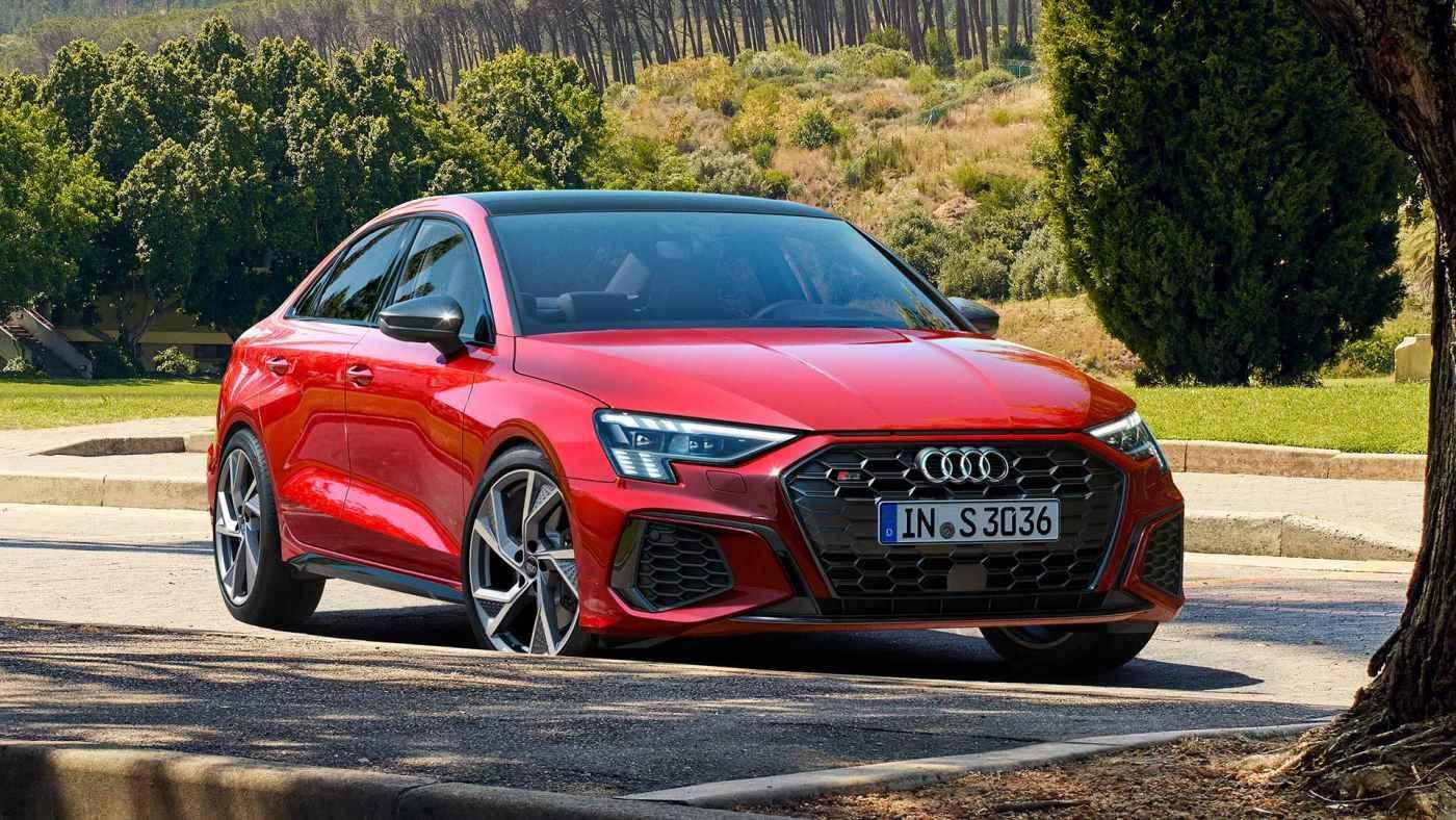 Nouvelle Audi S3 Berline 2020 prix occasion option
