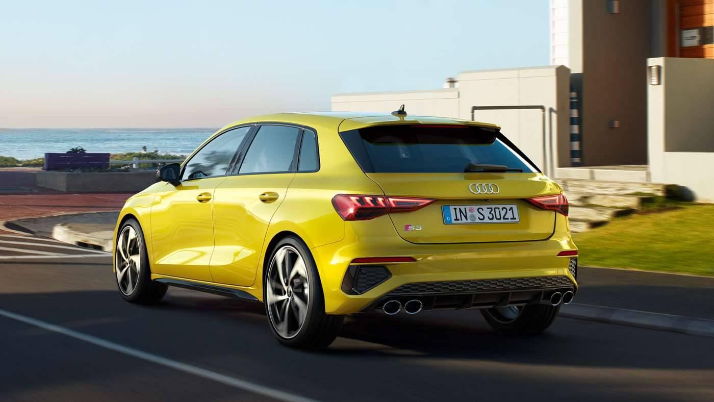 Nouvelle Audi S3 Sportback prix option neuve