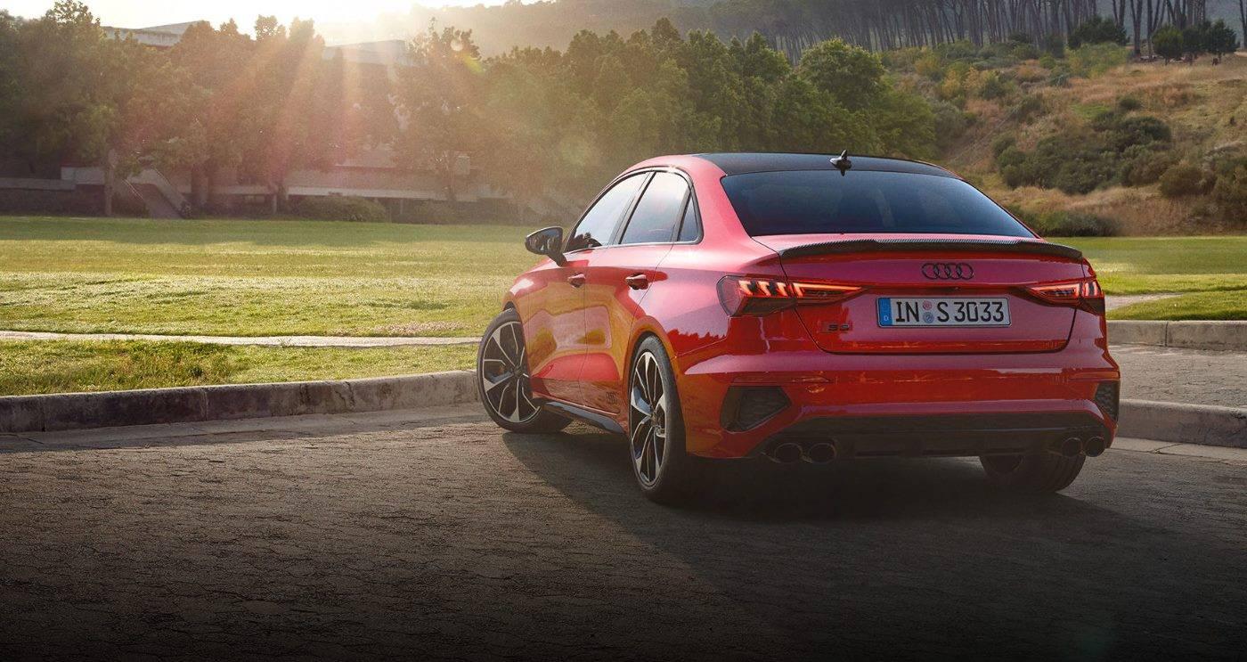 Nouvelle Audi S3 Berline 2020 prix occasion neuve