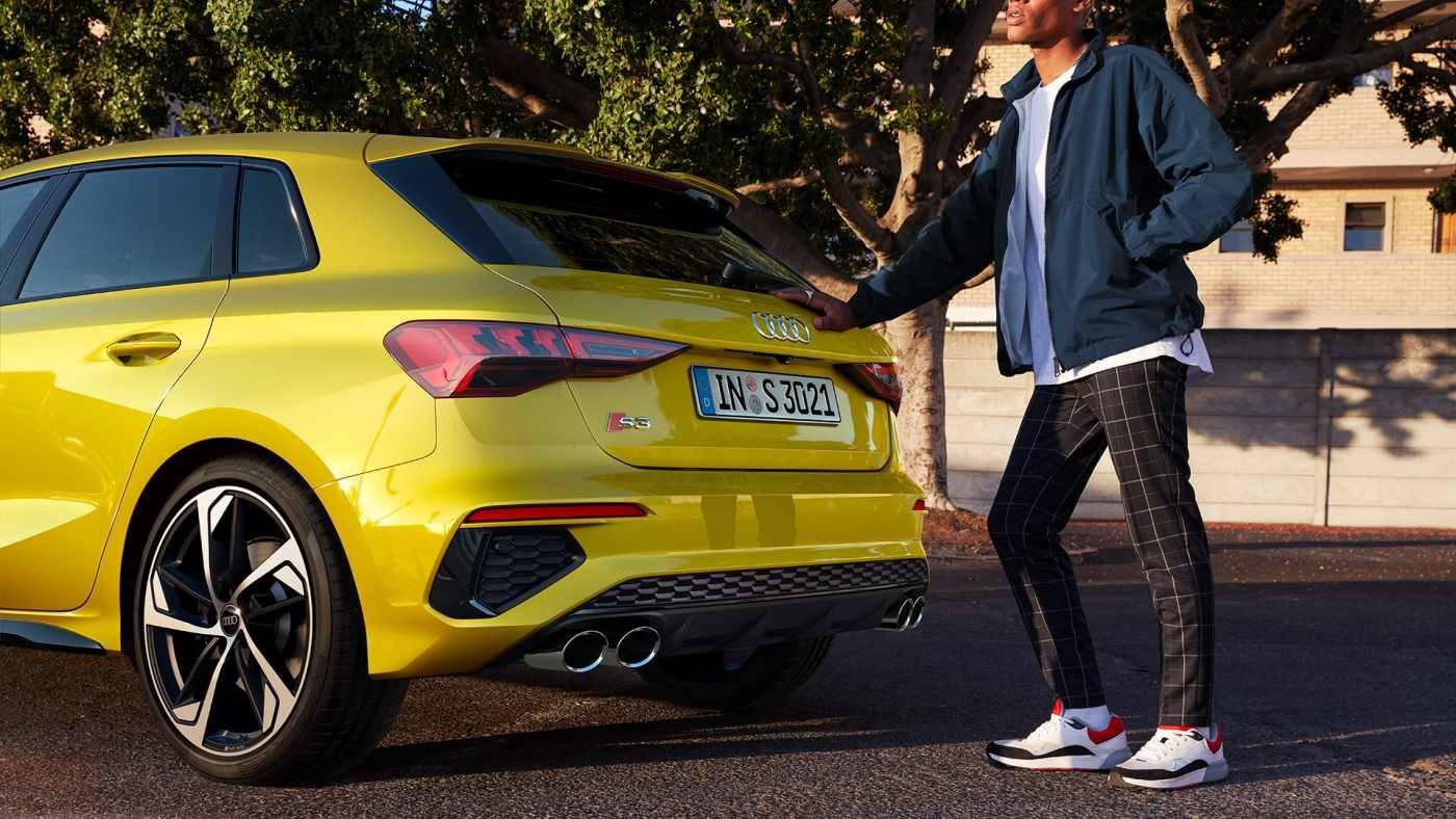 Nouvelle Audi S3 Sportback prix option occasion