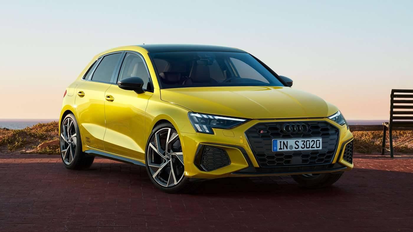 Audi S3 2020 2021 article tarif prix option