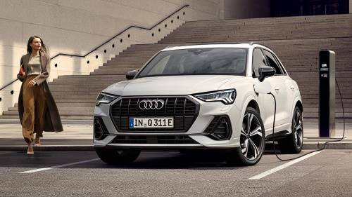 Audi Q3 TFSI e hybride rechargeable SUV compact