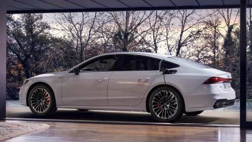 Audi A7 Sportback TFSI e hybride rechargeable