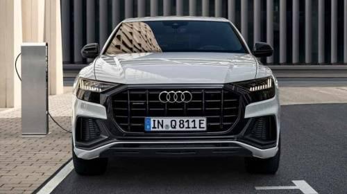 Audi Q8 TFSI e hybride rechargeable SUV Coupé