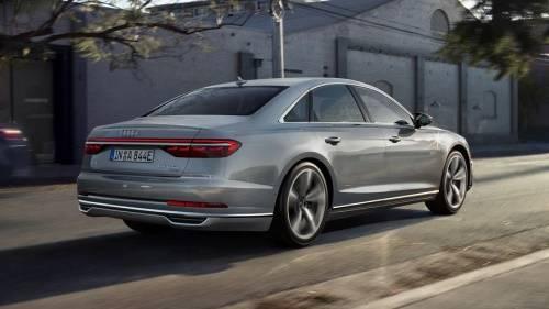 Audi A8 TFSI e hybride rechargeable