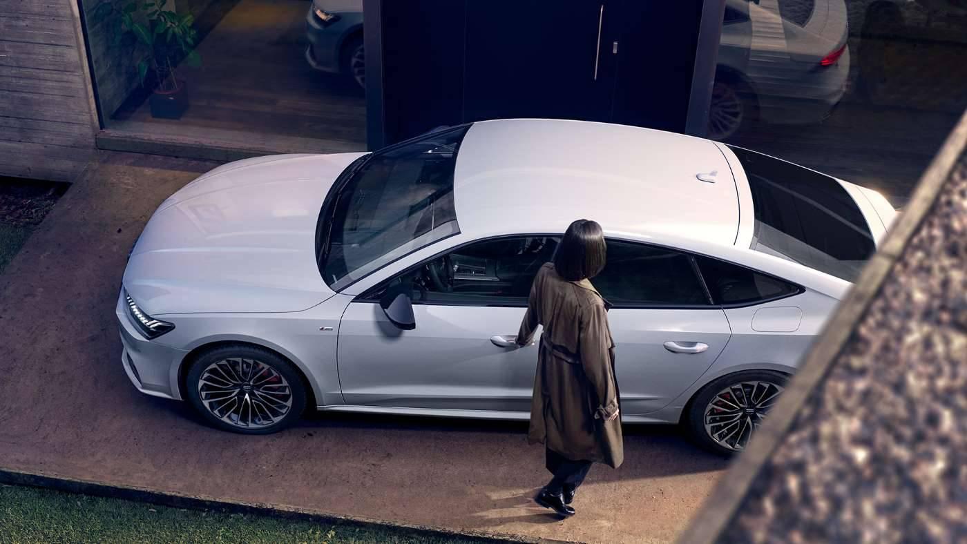 Audi A7 sportback TFSIe hybride électrique