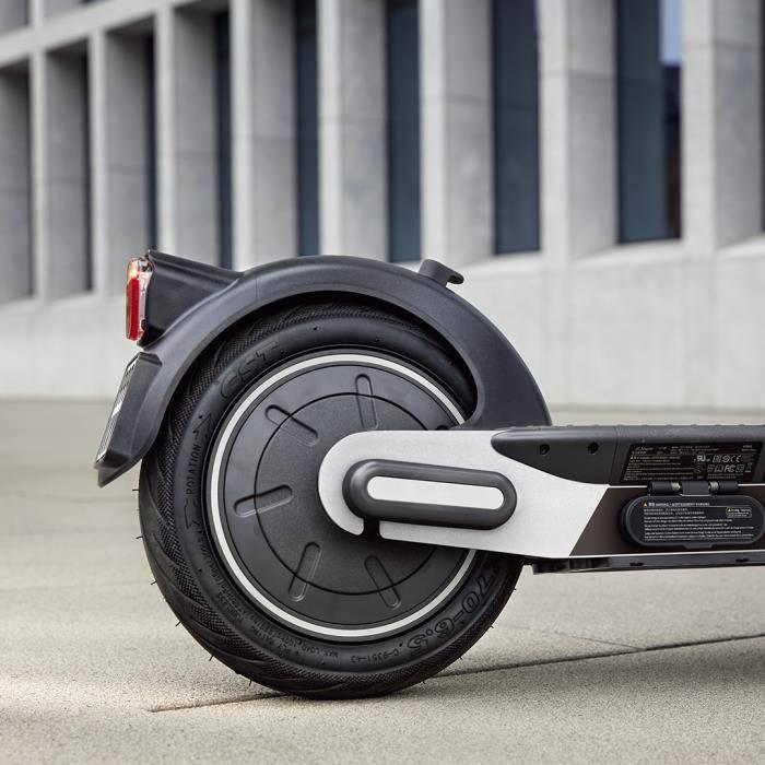 Trottinette électrique Audi roue énergie autonomie