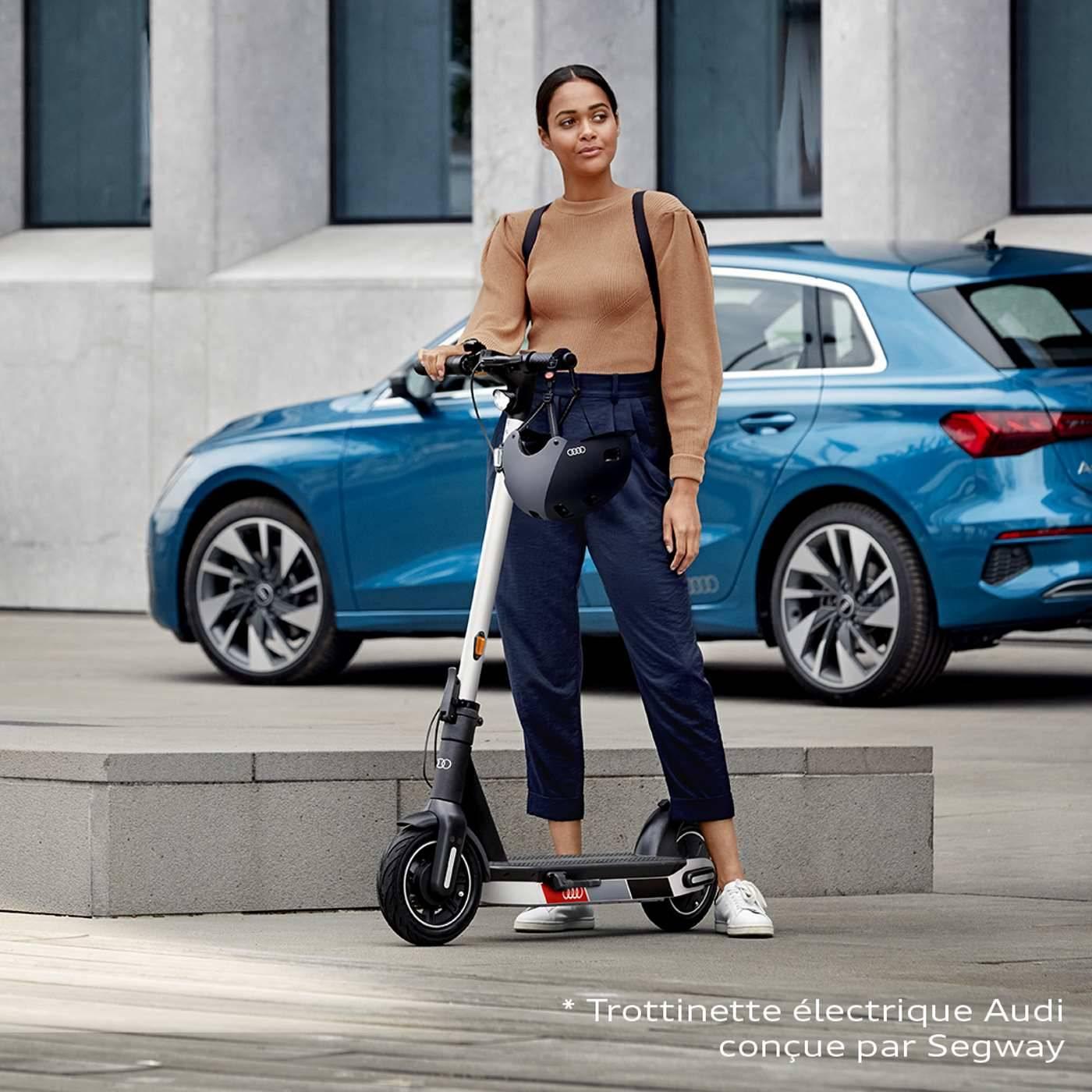 Trottinette électrique Audi electric kick scooter