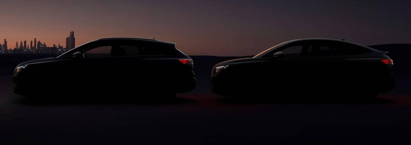 Audi Q4 e-tron SUV et Sportback