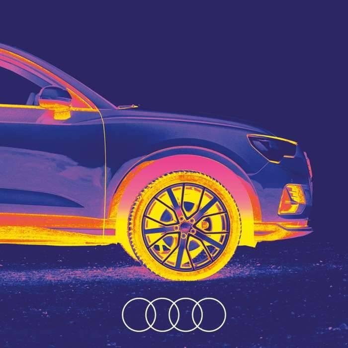 Pneus hiver Audi