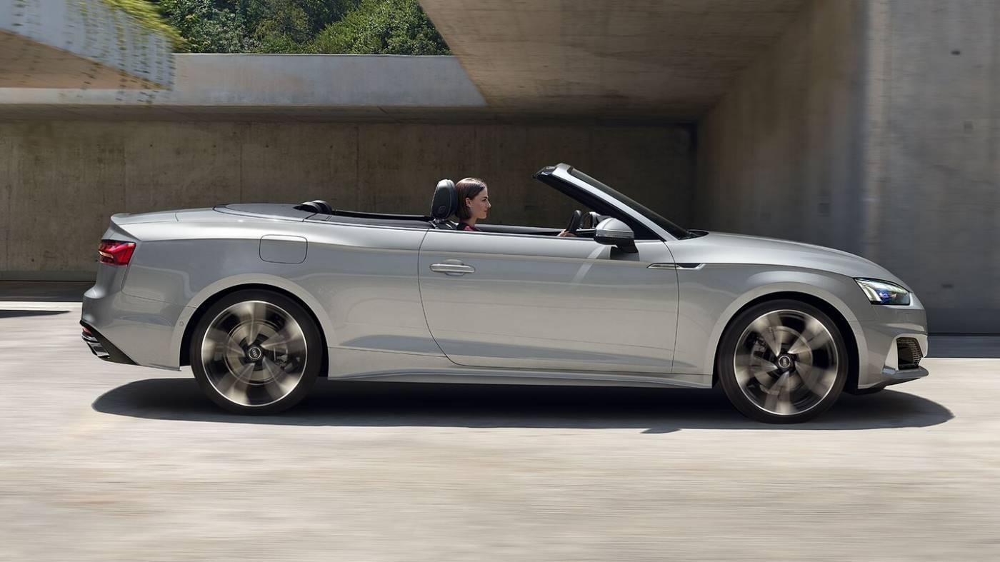 Offre Location Audi rent nouvel A5 Cabriolet promo