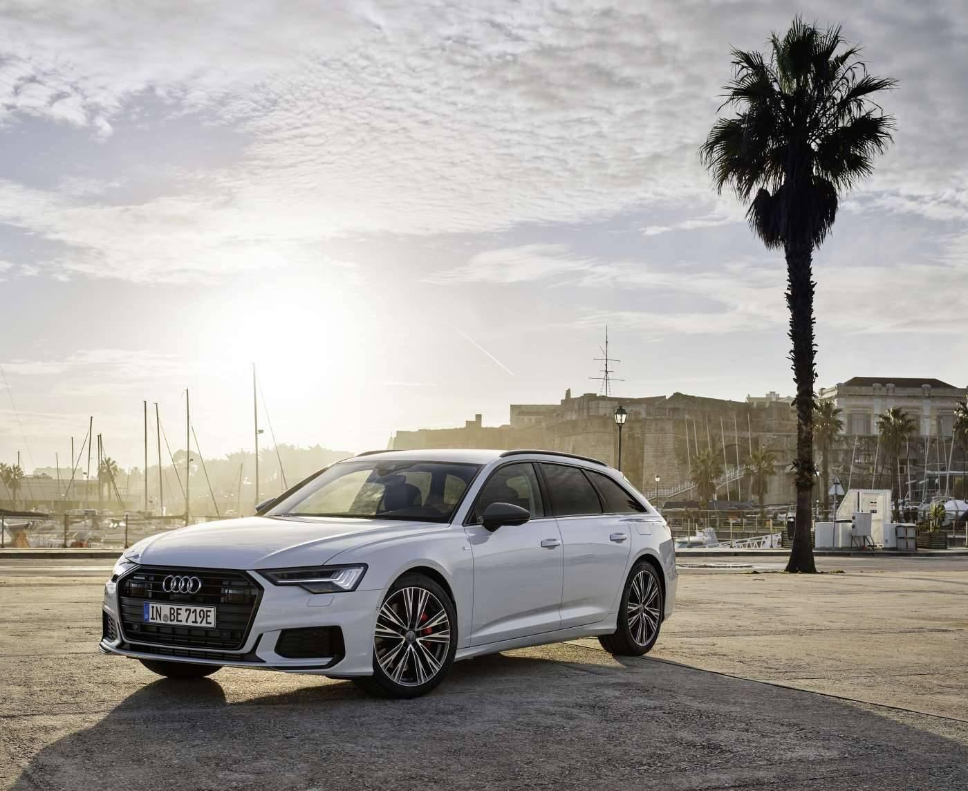 Nouvelle Audi A6 Avant 55 TFSIe quattro hybride